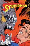 Cover for The Death of Stupidman (Entity-Parody, 1993 series) #1B