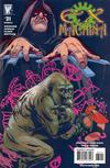 Cover for Ex Machina (DC, 2004 series) #31