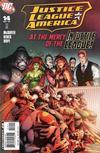 Cover for Justice League of America (DC, 2006 series) #14