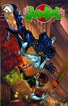 Cover for Judo Girl (Alias, 2006 series) #4