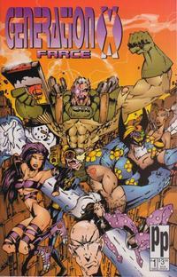 Cover Thumbnail for Generation X-Farce (Entity-Parody, 1995 series) #1