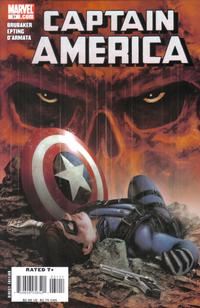 Cover Thumbnail for Captain America (Marvel, 2005 series) #31