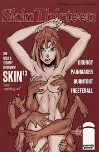Cover Thumbnail for Skin 13 (Entity-Parody, 1995 series) #1/2 [1/2 C]