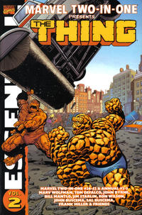 Cover Thumbnail for Essential Marvel Two-In-One (Marvel, 2005 series) #2
