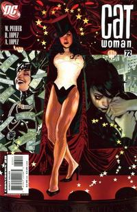 Cover Thumbnail for Catwoman (DC, 2002 series) #72
