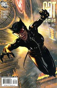 Cover Thumbnail for Catwoman (DC, 2002 series) #73
