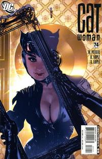 Cover Thumbnail for Catwoman (DC, 2002 series) #74