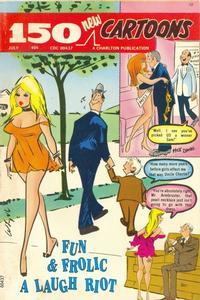 Cover Thumbnail for 150 New Cartoons (Charlton, 1962 series) #53
