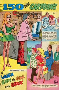 Cover Thumbnail for 150 New Cartoons (Charlton, 1962 series) #56