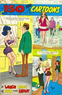 Cover Thumbnail for 150 New Cartoons (Charlton, 1962 series) #63