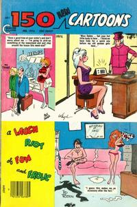 Cover Thumbnail for 150 New Cartoons (Charlton, 1962 series) #67