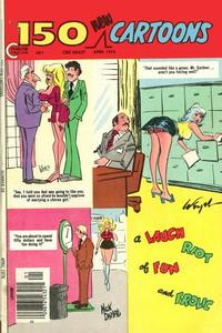 Cover Thumbnail for 150 New Cartoons (Charlton, 1962 series) #68