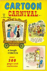 Cover Thumbnail for Cartoon Carnival (Charlton, 1962 series) #1