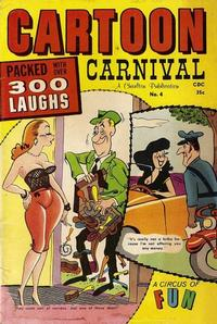 Cover Thumbnail for Cartoon Carnival (Charlton, 1962 series) #4