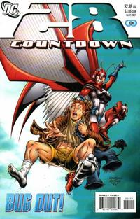 Cover Thumbnail for Countdown (DC, 2007 series) #28