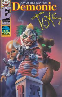 Cover Thumbnail for Demonic Toys (Malibu, 1992 series) #1