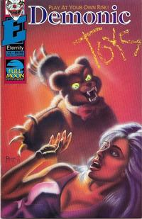 Cover Thumbnail for Demonic Toys (Malibu, 1992 series) #2