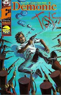 Cover Thumbnail for Demonic Toys (Malibu, 1992 series) #3