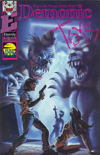 Cover Thumbnail for Demonic Toys (Malibu, 1992 series) #4