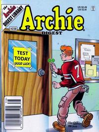 Cover Thumbnail for Archie Comics Digest (Archie, 1973 series) #238 [Newsstand]