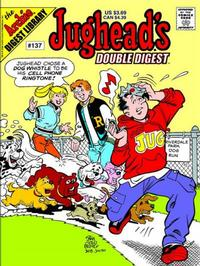 Cover for Jughead's Double Digest (Archie, 1989 series) #137