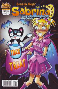 Cover Thumbnail for Sabrina the Teenage Witch (Archie, 2003 series) #88