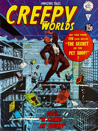 Cover Thumbnail for Creepy Worlds (Alan Class, 1962 series) #S