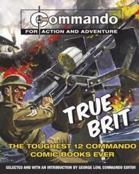 Cover Thumbnail for Commando: True Brit (Carlton Publishing Group, 2006 series)