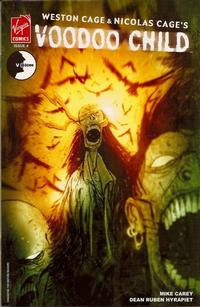 Cover Thumbnail for Voodoo Child (Virgin, 2007 series) #4