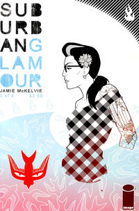 Cover Thumbnail for Suburban Glamour (Image, 2007 series) #3
