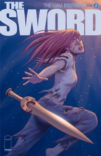 Cover for The Sword (Image, 2007 series) #2