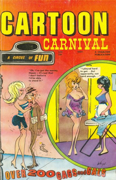 Cover for Cartoon Carnival (Charlton, 1962 series) #30