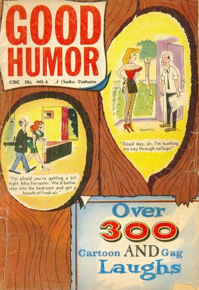 Cover for Good Humor (Charlton, 1961 series) #8
