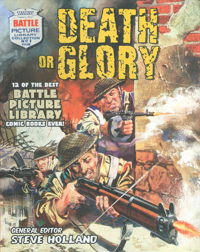 Cover for Battle Picture Library Collection (Carlton Publishing Group, 2007 series) #1