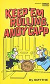 Cover for Keep 'Em Rolling, Andy Capp (Gold Medal Books, 1976 series) #M3446