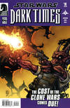 Cover for Star Wars: Dark Times (Dark Horse, 2006 series) #10 [Direct]