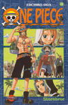 Cover for One Piece (Bonnier Carlsen, 2003 series) #18