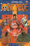 Cover for One Piece (Bonnier Carlsen, 2003 series) #20