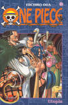 Cover for One Piece (Bonnier Carlsen, 2003 series) #21