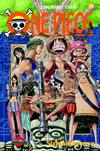 Cover for One Piece (Bonnier Carlsen, 2003 series) #28