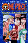 Cover for One Piece (Bonnier Carlsen, 2003 series) #34