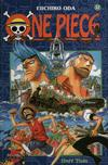 Cover for One Piece (Bonnier Carlsen, 2003 series) #37