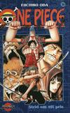 Cover for One Piece (Bonnier Carlsen, 2003 series) #39