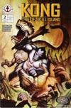 Cover for Kong: King of Skull Island (Markosia Publishing, 2007 series) #2 [Regular Cover]