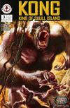 Cover for Kong: King of Skull Island (Markosia Publishing, 2007 series) #3