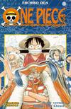 Cover for One Piece (Carlsen Comics [DE], 2001 series) #2