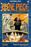 Cover for One Piece (Carlsen Comics [DE], 2001 series) #4