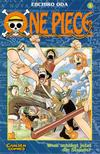 Cover for One Piece (Carlsen Comics [DE], 2001 series) #5