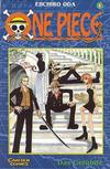 Cover for One Piece (Carlsen Comics [DE], 2001 series) #6