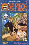 Cover for One Piece (Carlsen Comics [DE], 2001 series) #7